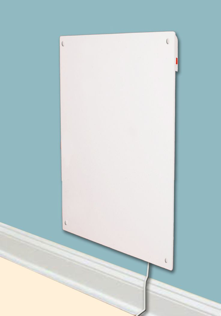 Amaze 600 Watt Standard Wall Mounted Electric Convection Panel Heater
