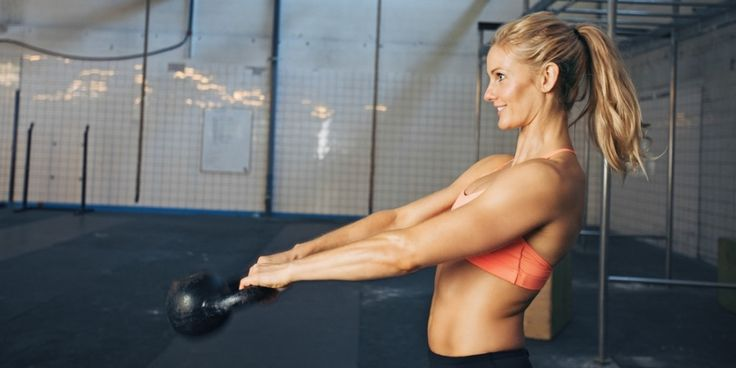 Doen: een total body-toning workout met de kettlebell- Menshealth.nl