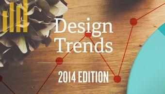 Infographic: Shutterstock's 2014 Global Design Trends