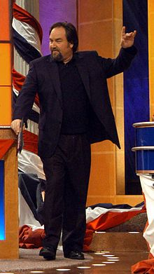 Richard Karn hosting Family Feud  from 2002 - 2006.