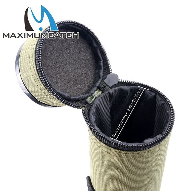 Maximumcatch Army Green Cordura Rod Case Carbon Fiber Fly Rod Tube For Rods 30 Fits 9 And 10 Fishjng Bag Review Fly Rods Fishing Rod Travel Case Travel Rod