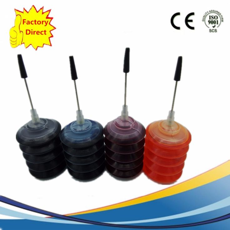 Premium 4 X 30ml Color Specialized Refill Dye Ink Kits For HP 122XL Ink Cartridge Deskjet 1000 1050 2000 2050 Inkjet Printer    Get free shipping. We give you the discount of finest and low cost which integrated super save shipping for Premium 4 x 30ml Color Specialized Refill Dye Ink Kits For HP 122XL Ink Cartridge Deskjet 1000 1050 2000 2050 Inkjet Printer or any product promotions.  I hope you are very happy To be Get Premium 4 x 30ml Color Specialized Refill Dye Ink Kits For HP 122XL Ink…
