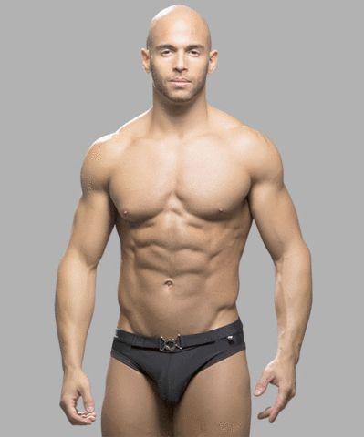 Muscular black gay men erik tristan and 4