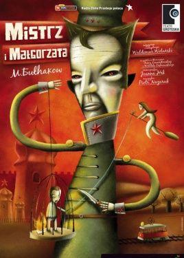 """""""Mistrz i Małgorzata"""", Teatr Groteska, 2008"""