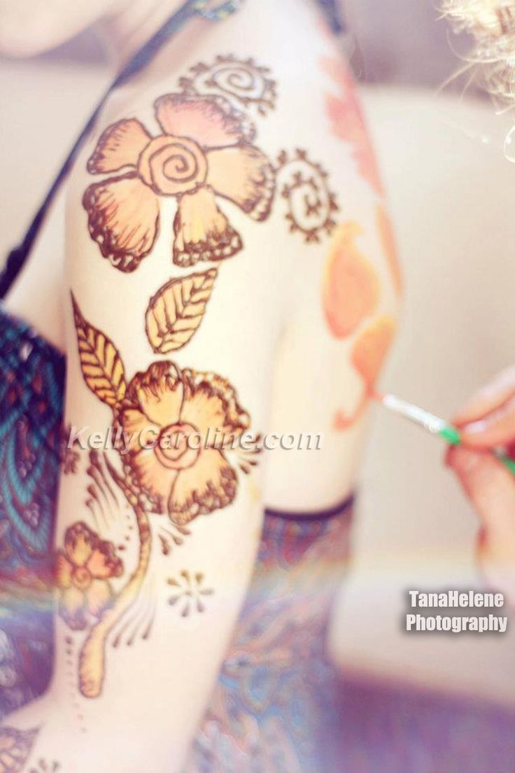50 intricate henna tattoo designs art and design 50 - Henna Art With Tana Helene Photography
