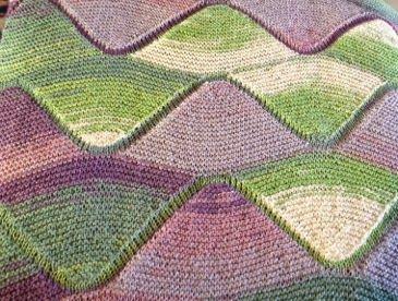 Knitting Patchwork y más