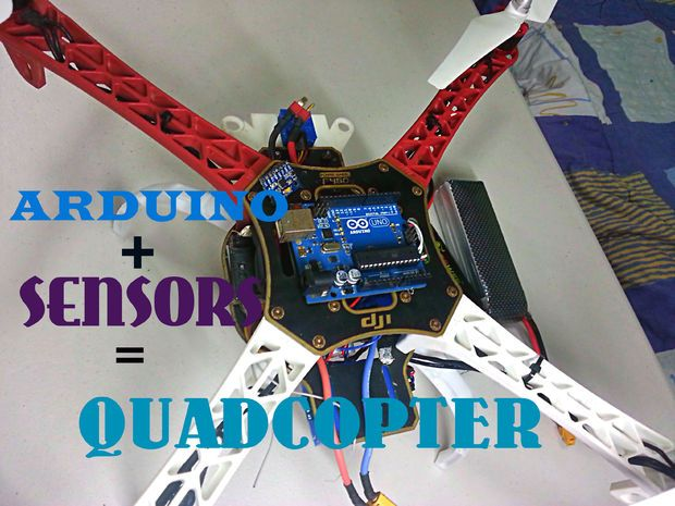 Diy arduino flight controller pictures of and