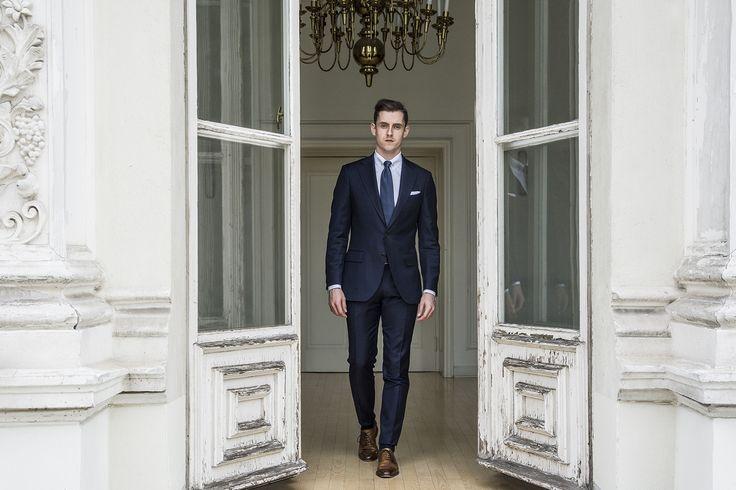 Coming soon! MILER Menswear Suit