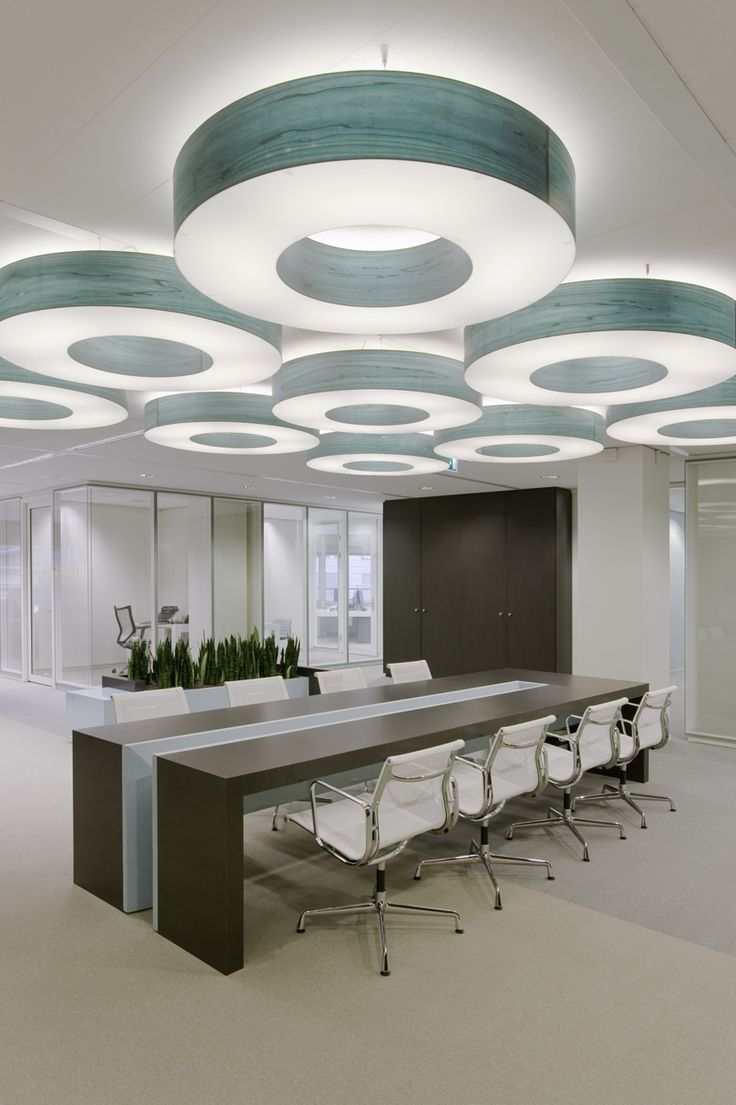 holland office interior design conference space lighting lzf lamps wood touched by light since 1994