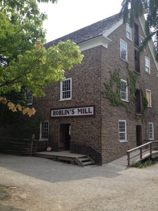 Black Creek Pioneer Village in Toronto, ON