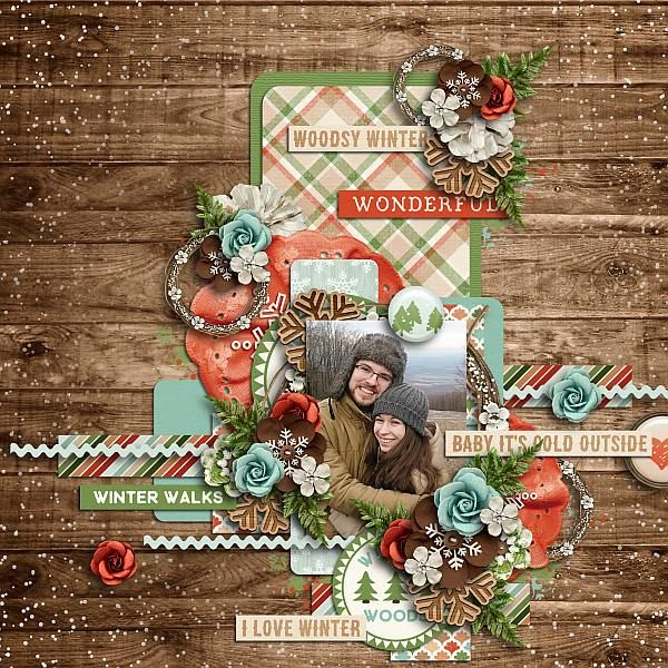 For February Bingo Challenge #24 Currently wearing Winter woods by Kristin Cronin-Barrow and Digital Scrapbook Ingredients http://www.sweetshoppedesigns.com/sweetshoppe/product.php?productid=32781&cat=&page=13