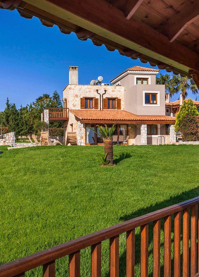 Athina Luxury Villas in Maleme, Chania, Crete