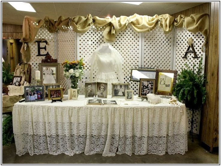 50th wedding anniversary decorations to make organizing for 50 wedding anniversary decoration ideas