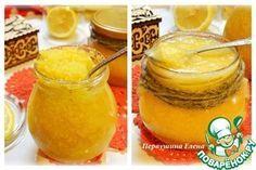Лимонные заготовки для чая и выпечки