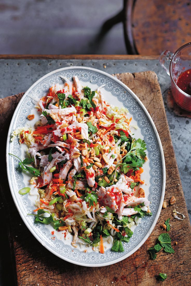 ... Vietnamese Chicken Salad on Pinterest | Vietnamese Recipes, Vietnamese