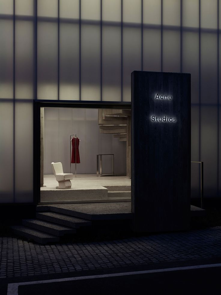 Acne Studios - Acne Studios Cheongdam Shop Ready to Wear, Accessories, Shoes and Denim for Men and Women