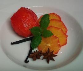 gewürz Orangen