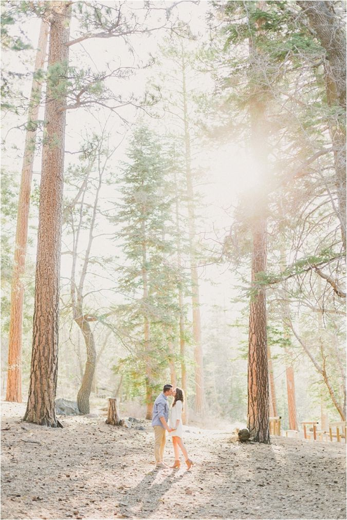Jenks Lake Engagement Session from Blissfully Illuminated Photography   Southern California Bride