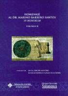 Homenaje al Dr. Marino Barbero Santos : in memoriam / ofrecido por sus discípulos, Luis A. Arroyo Zapatero ... [et al.] ; coordinador, Adán Nieto Martín. - 2 vol. - 2001