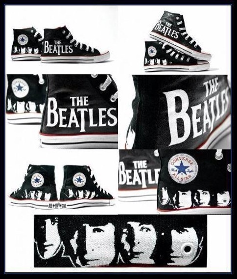 Beatles shoes - great!
