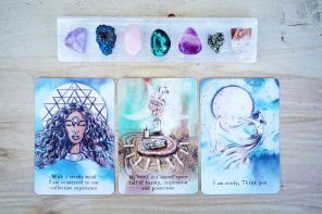 Finding Your Moon Sign + the Crystals That Align with It