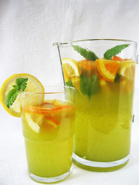 Moha Konyha: Limonádé citromfűvel