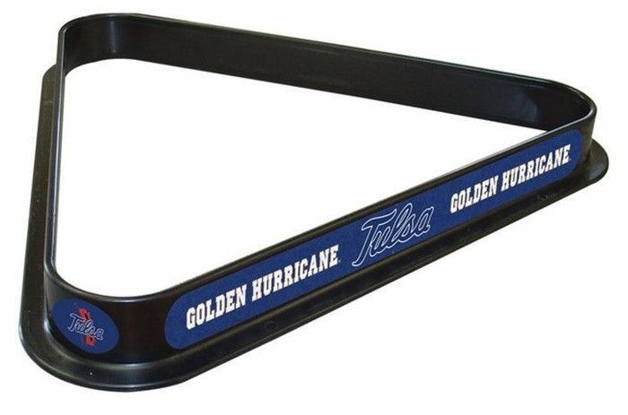 Use this Exclusive coupon code: PINFIVE to receive an additional 5% off the Tulsa Golden Hurricane Logo Billiard Triangle Rack at SportsFansPlus.com