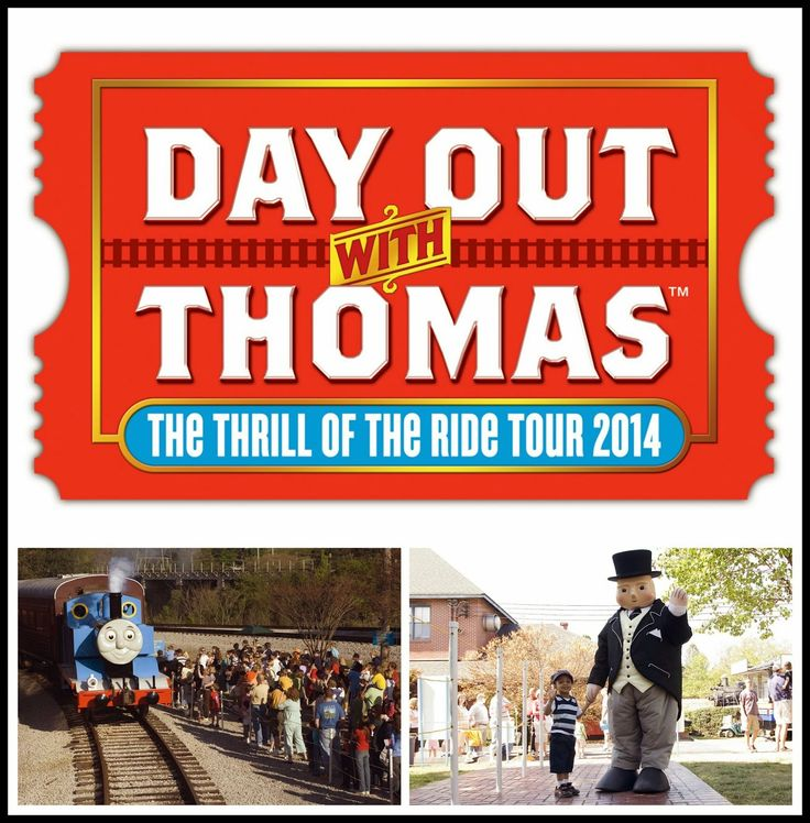 New Giveaway - meet Thomas in St. Thomas!