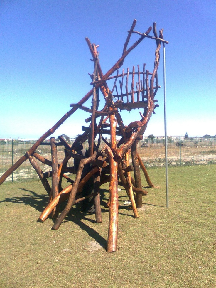ORGANIC JUNGLE GYMS FOR KIDS