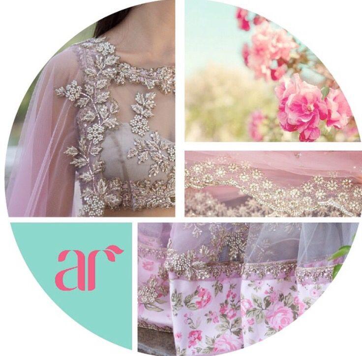 Anushree Reddy blouse
