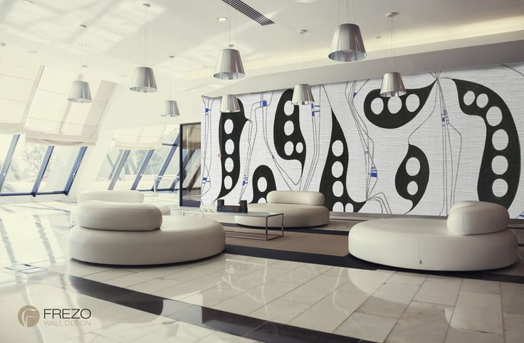 """Wallpaper from """"Abstract"""" collection Scratchproof Price per 1 m²"""