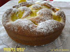 Torta Nua' - Ricetta con e senza BIMBY