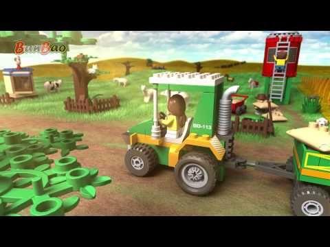 BanBao boerderij speelgoed | 8588 | banbao.nl