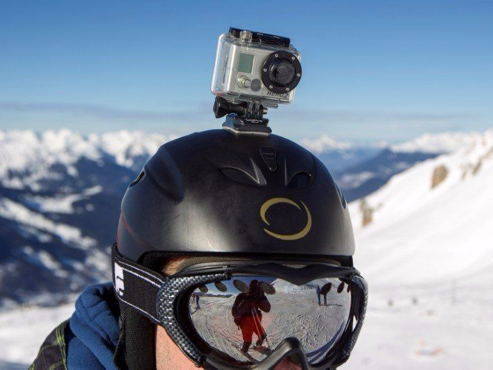 GoPro says it expects to turn an adjusted profit in the third quarter (GPRO)