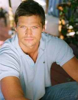 Bailey Chase-Longmire and my favorite Chris Hughes on As The World Turns!