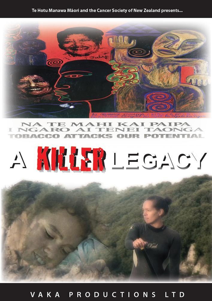 A Killer Legacy DVD - $25.00
