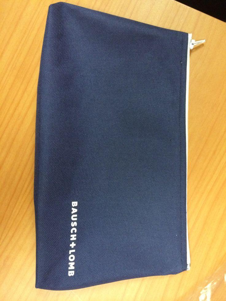 Bag custom made for Bausch&Lomb