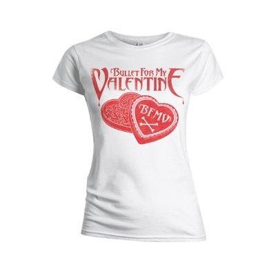 Bullet For My Valentine T Shirt Bullets Box Skinny
