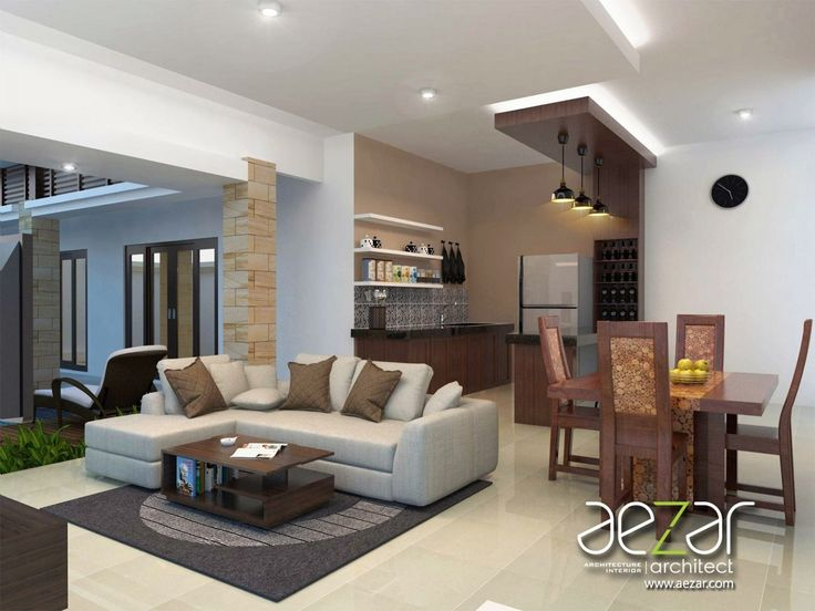 Modern, Traditional, Tropical | Living Room | Manik Private Villa's | Bali | Aezar Architect