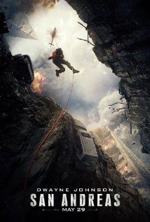 What's summer without a good catastrophe blockbuster?  San Andreas (2015) starring The Rock.