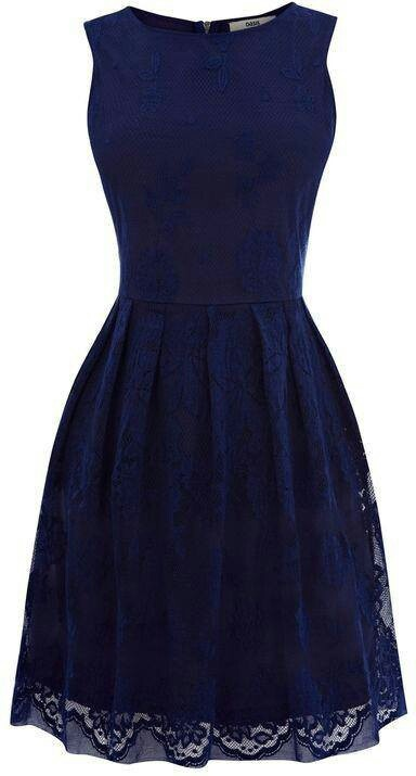 cute navy...pair with white heels
