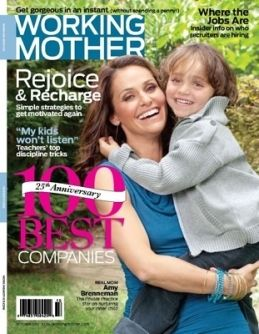 Free 1 Year Subscription to Working Mother Magazine