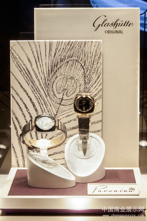 Classical Watch Displays