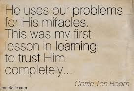 trust him completely I immediately called up mohanji and informed him only believing in him is not enough, one has to trust him completely and only then grace would flow.
