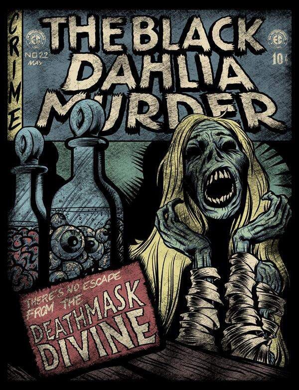 The Black Dahlia Murder Wallpaper Iphone 75212 Loadtve