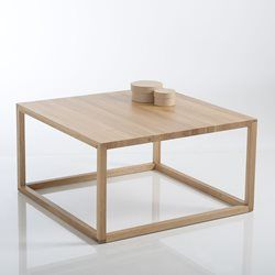Table basse cubique, Crueso La Redoute Interieurs - Table basse