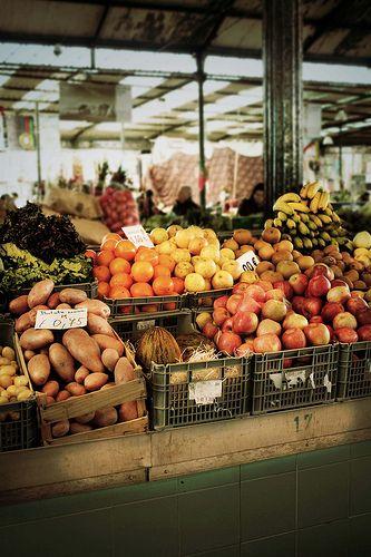 Figueira da Foz market