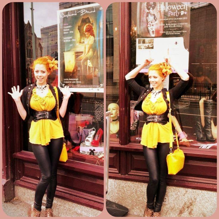 The fabulous life of Ophelia Overdose: Ophelia in London - Part 4