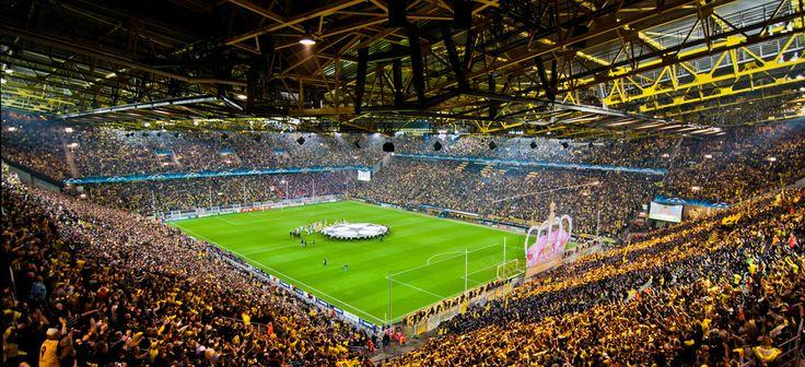 Westfalenstadion, Dortmund (Dortmund, Germany)