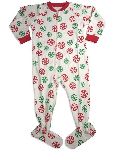 8Sara's Prints - Infant and Toddler Girls Long Sleeve One Piece Footed Pajamas (Various Colors and Prints) Sara's Prints, http://www.amazon.com/dp/B009AXVW32/ref=cm_sw_r_pi_dp_UYCLqb04QC2QT